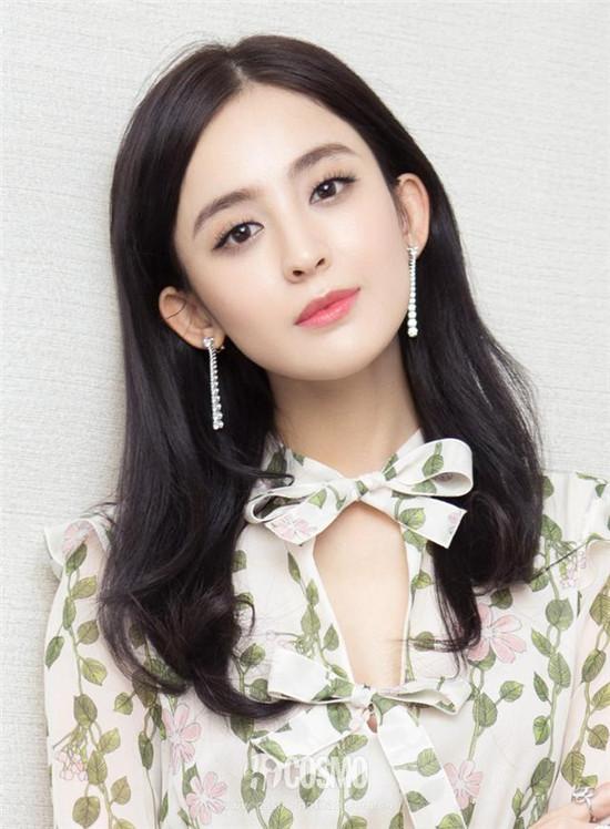 女星的童年照,杨幂可爱,刘亦菲气质,娜扎精-第7张图片