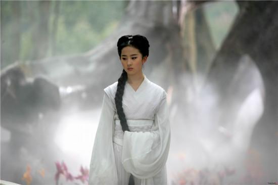 女星的童年照,杨幂可爱,刘亦菲气质,娜扎精-第4张图片