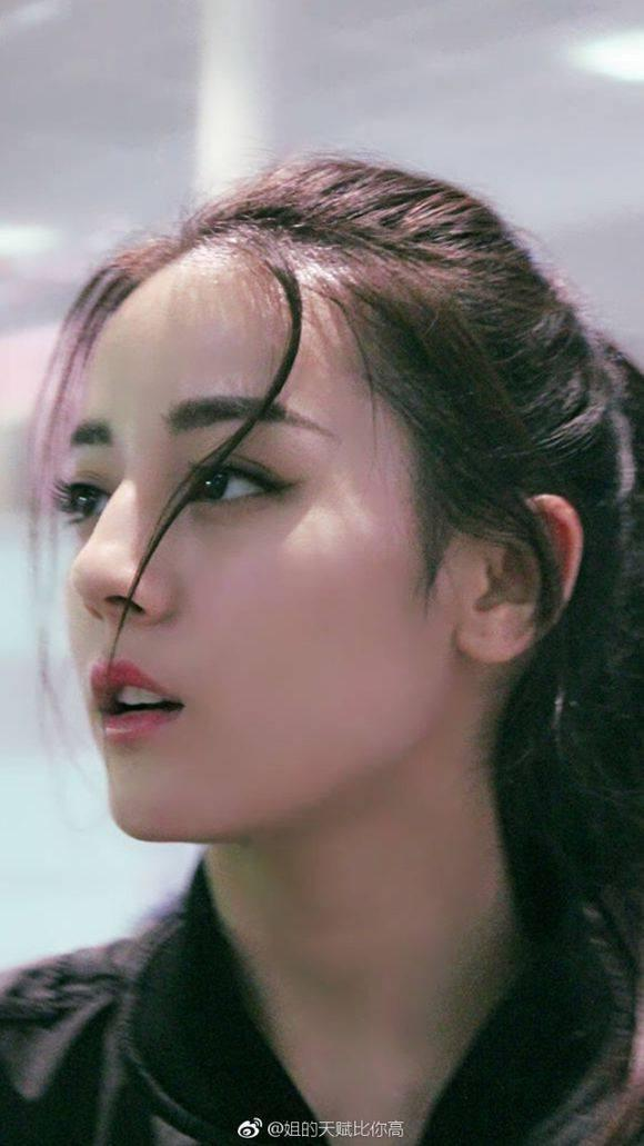 赵丽颖鼻子,热巴鼻子,刘亦菲鼻子,都敌不过她的完美鼻子-第4张图片