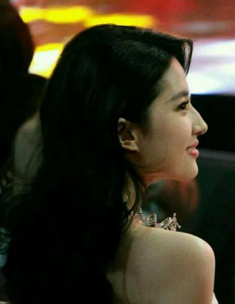 赵丽颖鼻子,热巴鼻子,刘亦菲鼻子,都敌不过她的完美鼻子-第8张图片