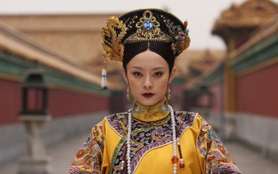 郑爽刘诗诗舒畅毛晓彤刘亦菲朱茵 那些在古装剧中惊艳出场的女子-第15张图片