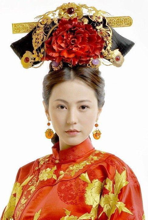 郑爽刘诗诗舒畅毛晓彤刘亦菲朱茵 那些在古装剧中惊艳出场的女子-第24张图片