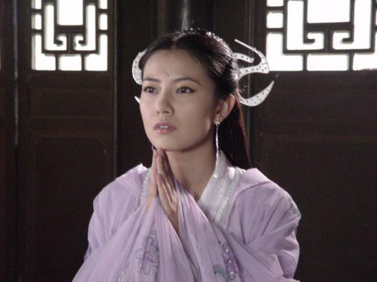 郑爽刘诗诗舒畅毛晓彤刘亦菲朱茵 那些在古装剧中惊艳出场的女子-第32张图片