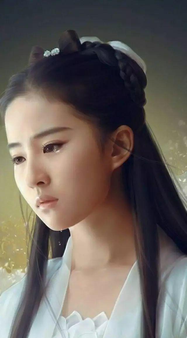 刘亦菲花木兰,刘亦菲壁纸-第12张图片
