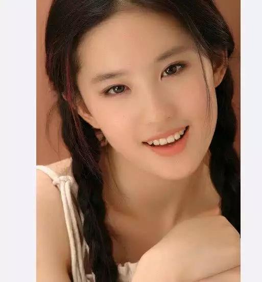 青涩时光,神仙姐姐刘亦菲-第2张图片