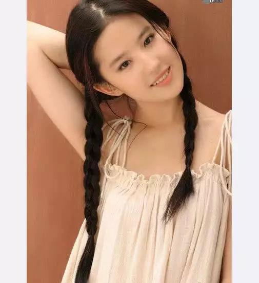 青涩时光,神仙姐姐刘亦菲-第3张图片