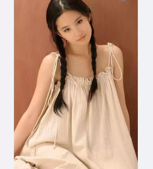 青涩时光,神仙姐姐刘亦菲-第4张图片