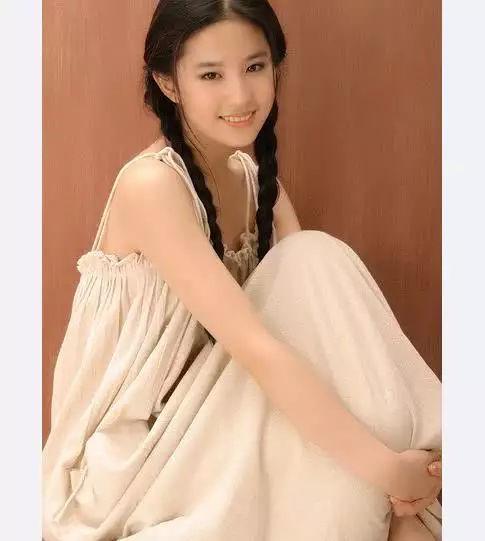青涩时光,神仙姐姐刘亦菲-第5张图片