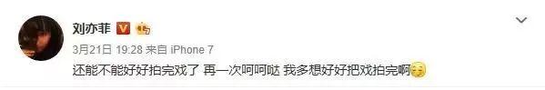 刘亦菲耍大牌气晕导演?刘亦菲霸气回应!获圈内好友力挺-第3张图片