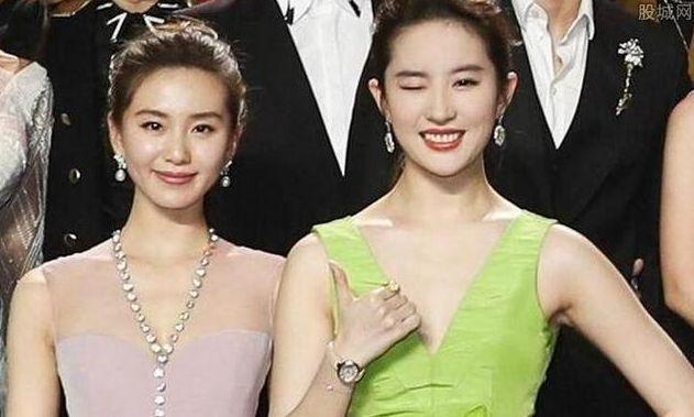 刘诗诗和刘亦菲谁更漂亮?-第1张图片