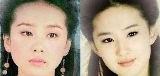 刘诗诗和刘亦菲谁更漂亮?-第2张图片