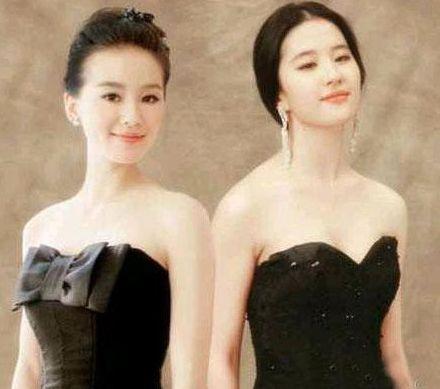 刘诗诗和刘亦菲谁更漂亮?-第3张图片