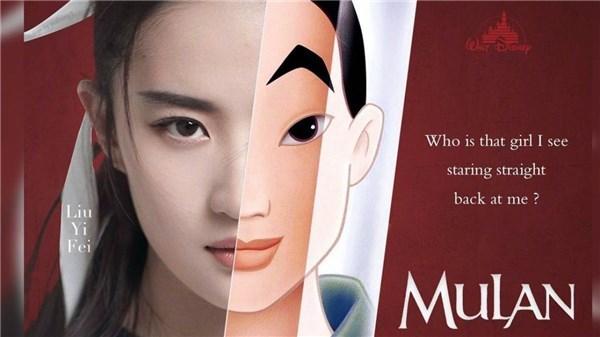刘亦菲版迪士尼电影《花木兰》立项-第2张图片