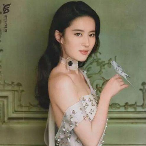 有一种美叫刘亦菲-第1张图片
