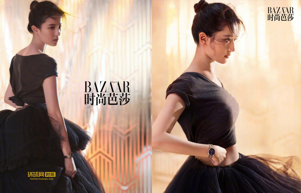 刘亦菲 在任性的世界里慢慢成长-第5张图片