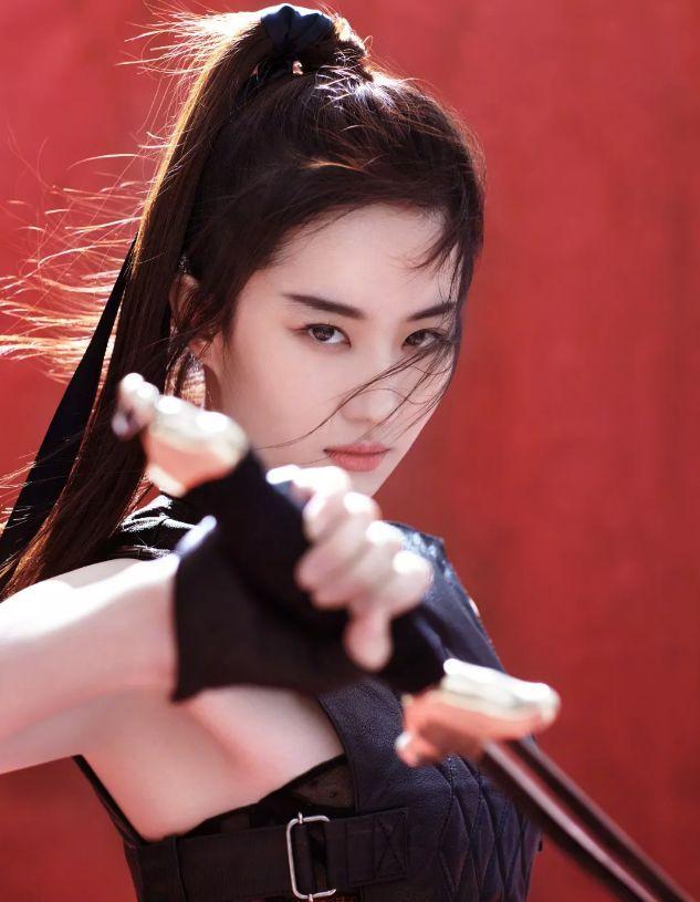 """""""神仙姐姐""""刘亦菲勇闯好莱坞-第9张图片"""