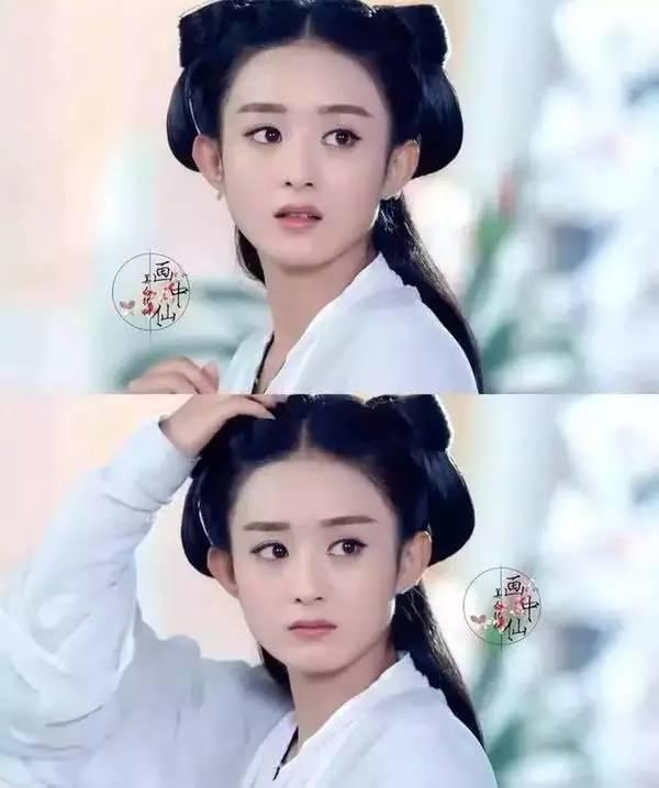 赵丽颖刘亦菲 谁是你心中的古装女神?