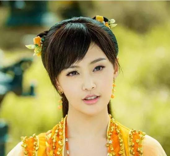 赵丽颖刘亦菲 谁是你心中的古装女神?-第4张图片