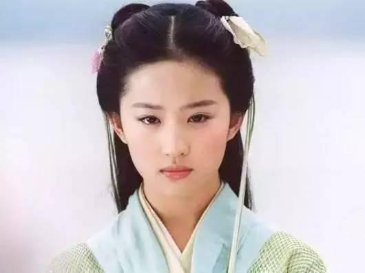 赵丽颖刘亦菲 谁是你心中的古装女神?-第7张图片