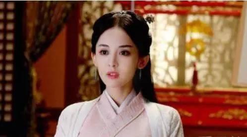 赵丽颖刘亦菲 谁是你心中的古装女神?-第9张图片