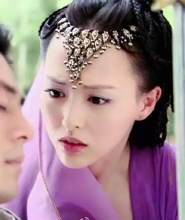 赵丽颖刘亦菲 谁是你心中的古装女神?-第10张图片