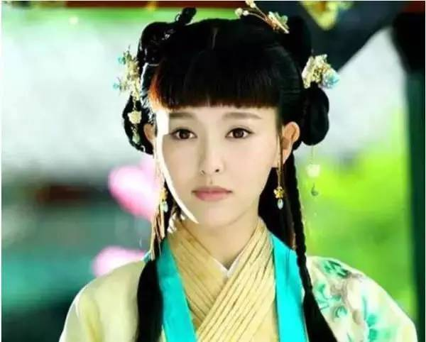 赵丽颖刘亦菲 谁是你心中的古装女神?-第11张图片