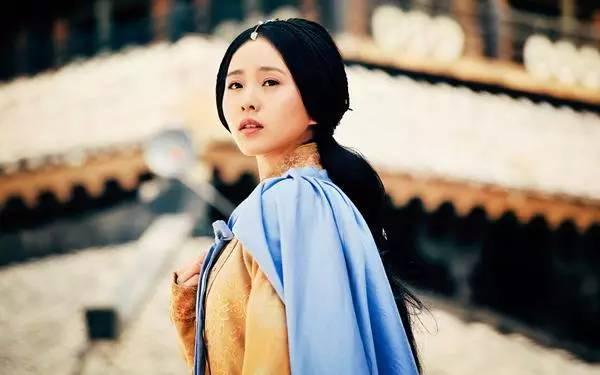 赵丽颖刘亦菲 谁是你心中的古装女神?-第16张图片