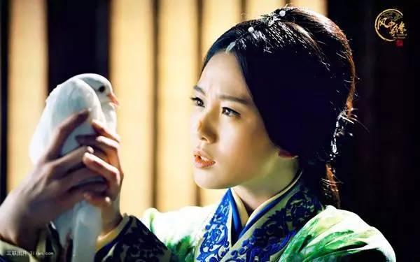 赵丽颖刘亦菲 谁是你心中的古装女神?-第18张图片