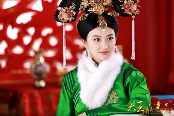 赵丽颖刘亦菲 谁是你心中的古装女神?-第21张图片