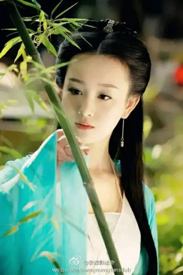 赵丽颖刘亦菲 谁是你心中的古装女神?-第23张图片