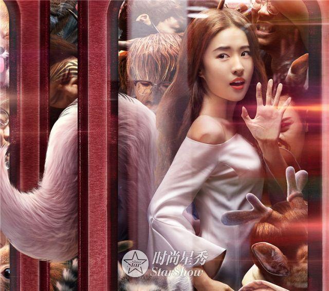 刘亦菲:那白衣飘飘,风中齐舞的仙子-第17张图片