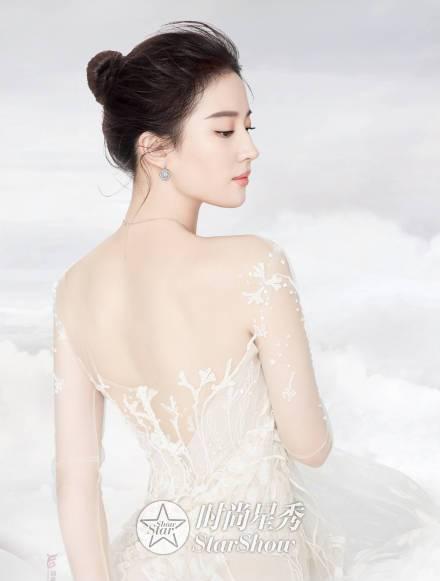 刘亦菲:那白衣飘飘,风中齐舞的仙子-第20张图片