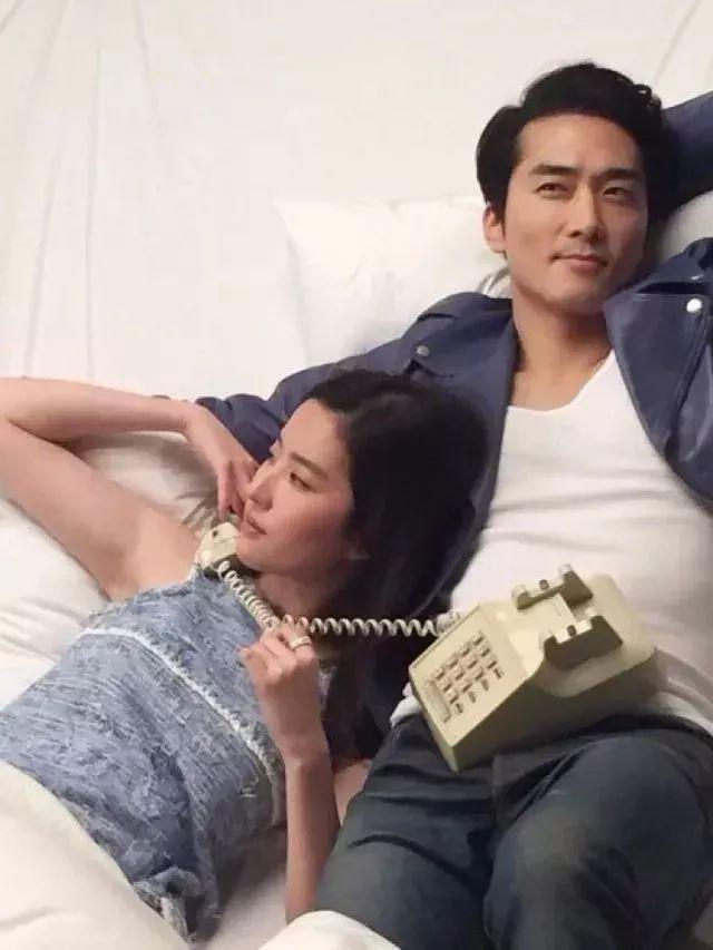 刘亦菲宋承宪宣布分手!-第10张图片