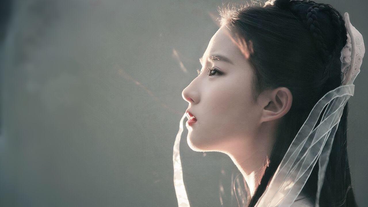 刘亦菲|她从最初的民国走来-第9张图片