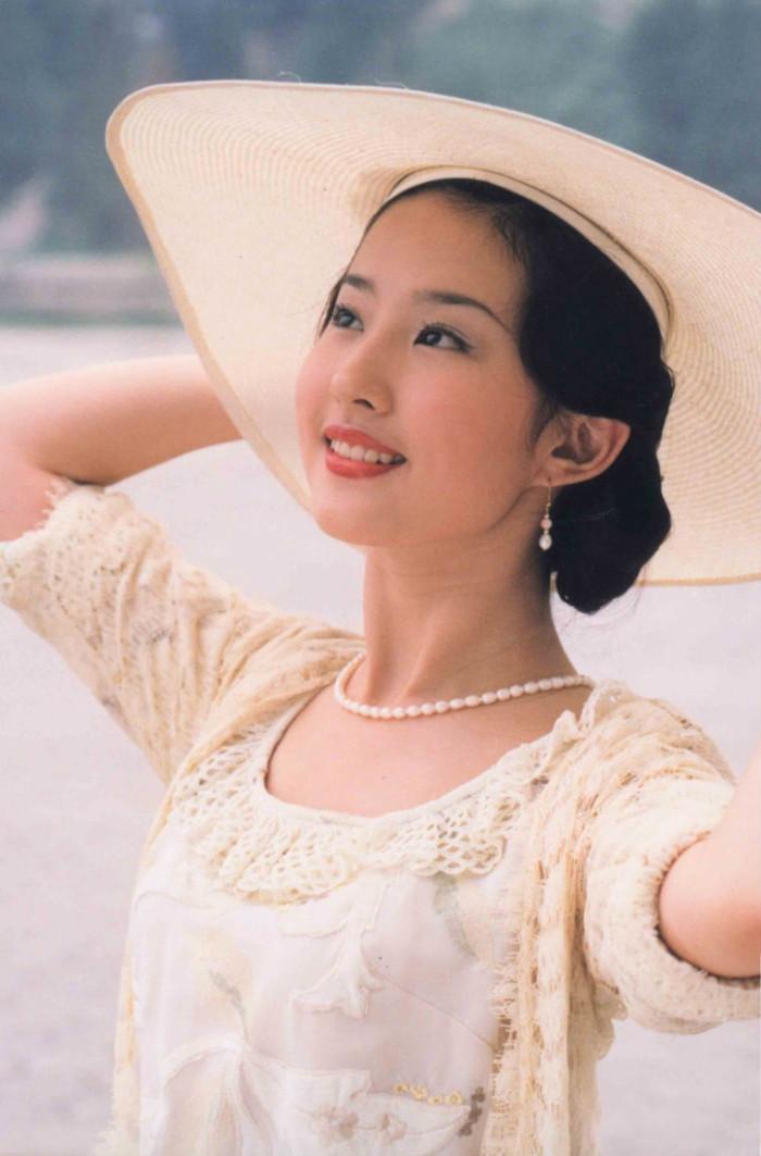 刘亦菲|她从最初的民国走来-第10张图片