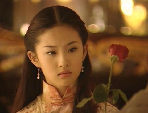 刘亦菲|她从最初的民国走来-第11张图片
