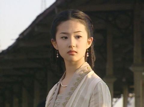 刘亦菲|她从最初的民国走来-第13张图片