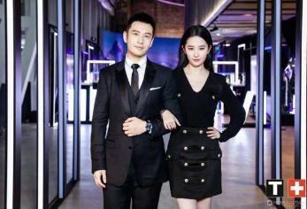 刘亦菲与黄晓明曾经是情侣?-第2张图片