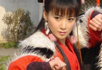 刘亦菲版《神雕侠侣》八位美女现状-第3张图片