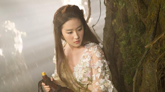 刘亦菲为什么有这么多人的喜爱-第3张图片