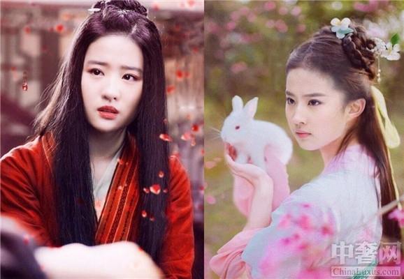 刘亦菲化身黑色天鹅 却被网友质疑变胖-第3张图片