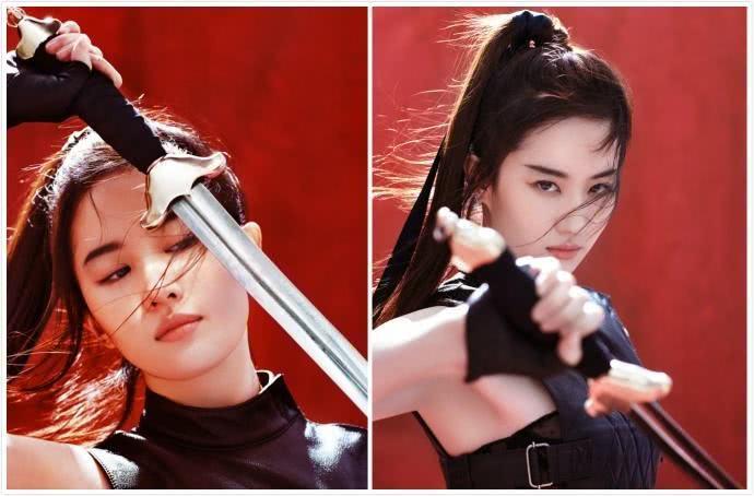 刘亦菲新电影,搭档李连杰、巩俐,唯独这点没做好-第1张图片