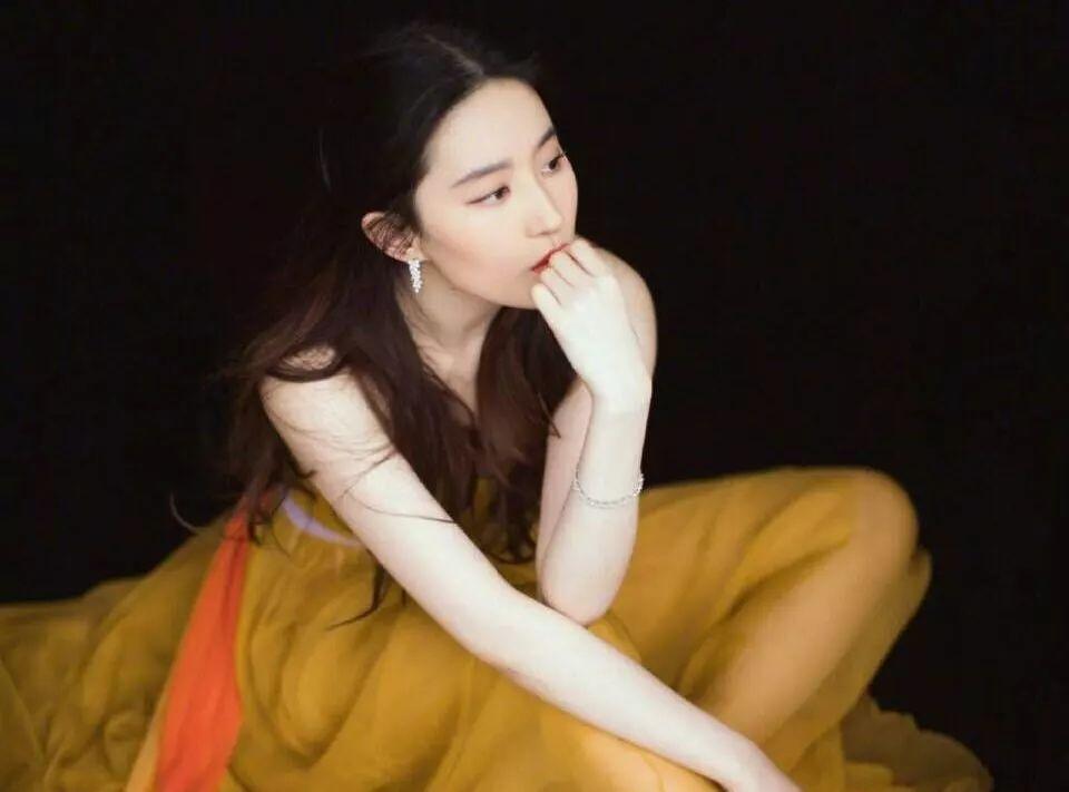 刘亦菲和宋承宪分手却把粉丝高兴坏了,难怪刘亦菲之前说呵呵哒-第2张图片