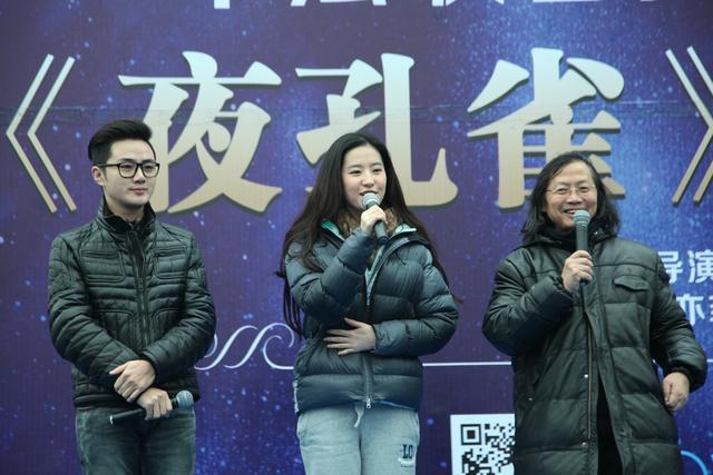 刘亦菲在南充素颜也很美丽,引粉丝追捧-第15张图片