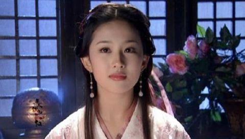 刘亦菲 十年依旧喜欢你