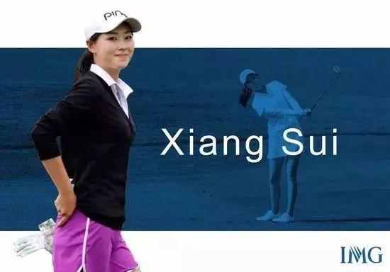 """高球美女接不完,这次轮到""""高球界的刘亦菲""""-第2张图片"""