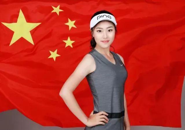"""高球美女接不完,这次轮到""""高球界的刘亦菲""""-第5张图片"""