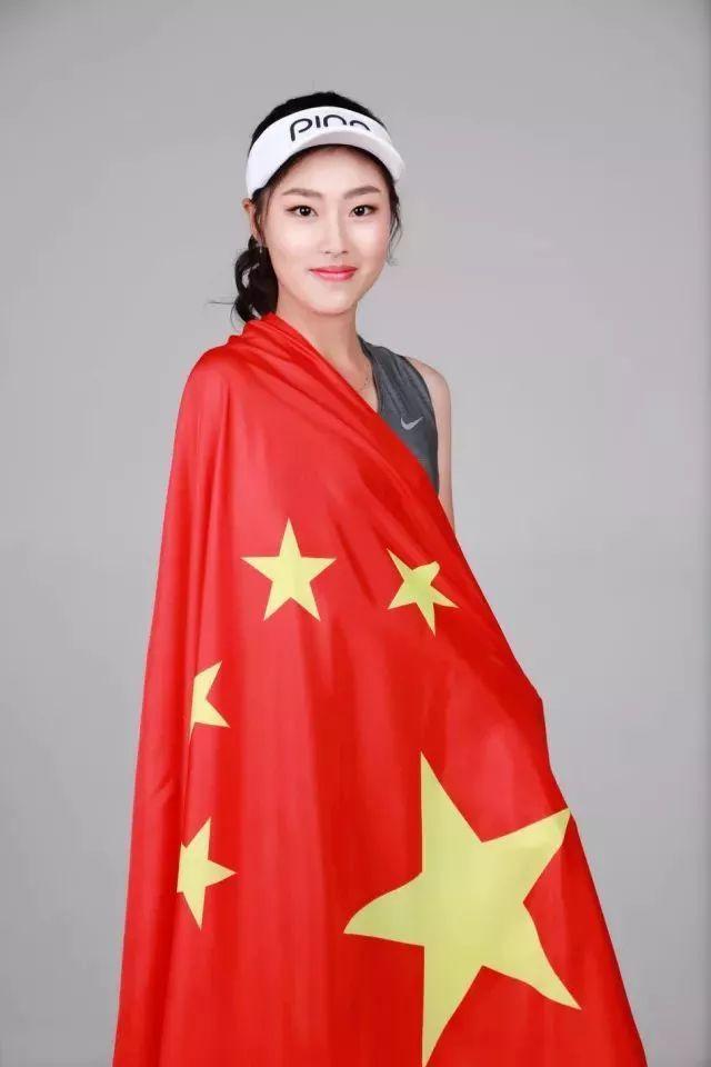"""高球美女接不完,这次轮到""""高球界的刘亦菲""""-第6张图片"""