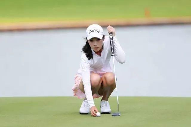 """高球美女接不完,这次轮到""""高球界的刘亦菲""""-第14张图片"""