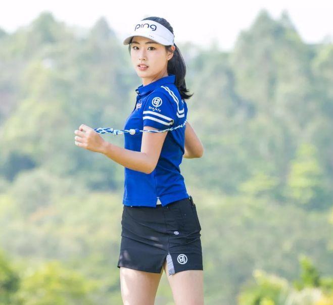 """高球美女接不完,这次轮到""""高球界的刘亦菲""""-第17张图片"""